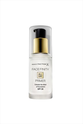 Max Factor Makyaj Bazı - FaceFinity All Day Makeup Primer Spf 20
