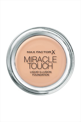 Max Factor Kompakt Fondöten - Miracle Touch Foundation 060 Sand