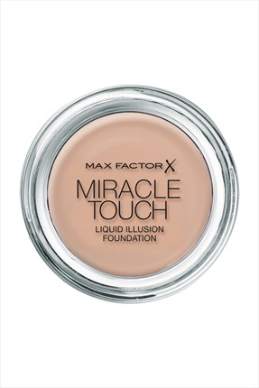 Max Factor Kompakt Fondöten - Miracle Touch Foundation 070 Natural