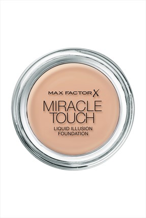 Max Factor Kompakt Fondöten - Miracle Touch Foundation 075 Golden