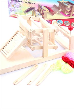 Learning Toys Wooden Brocaded Enginery
