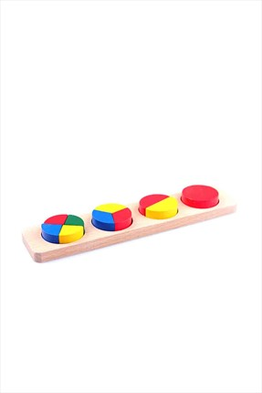 Learning Toys Wooden Teaching Block