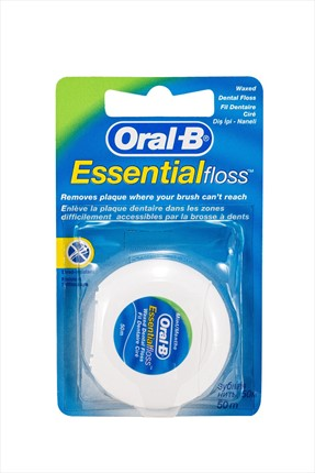 Oral-B Diş İpi Essential Floss 50 m
