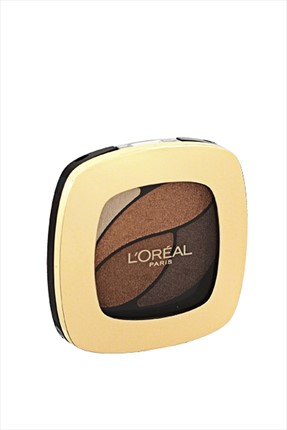 L'Oreal Paris Göz Farı - Color Riche Quad E3 Infiniment Bronze
