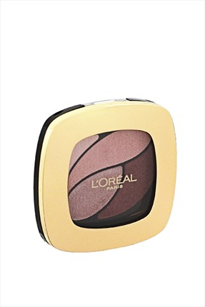 L'Oreal Paris Göz Farı - Color Riche Quad E6 Rosememories