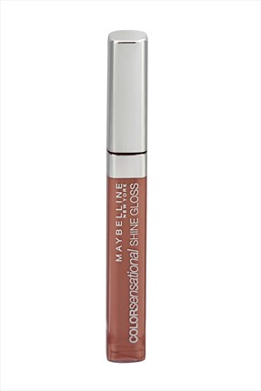 Maybelline Dudak Parlatıcısı - Color Sensational Shine Gloss 630 Coffee Kiss