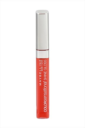 Maybelline Dudak Parlatıcısı - Color Sensational Shine Gloss 460 Electric Orange