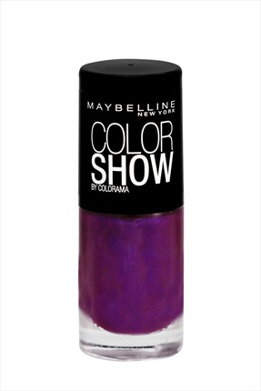 Maybelline New York Oje - Color Show 553 Purple Gem