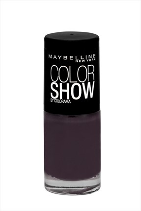 Maybelline Oje - Color Show 549 Midnight Taupe