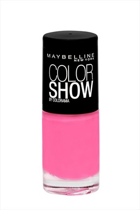 Maybelline Oje - Color Show 262 Pink Boom