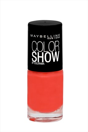 Maybelline Oje - Color Show 342 Coral Craze