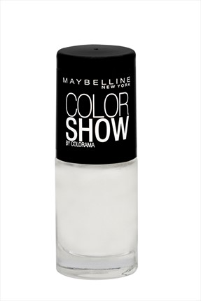 Maybelline Oje - Color Show 19 Marshmallow