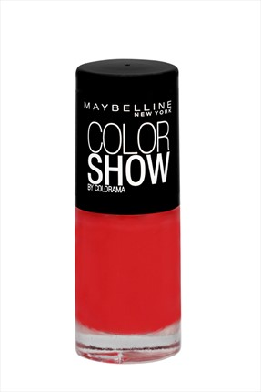 Maybelline Oje - Color Show 110 Urban Coral