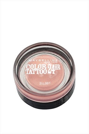Maybelline Göz Farı - Color Tattoo 65 Pink Gold