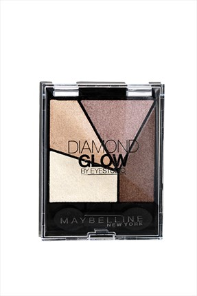 Maybelline 4'lü Far Paleti - Diamond Glow Quad 06 Coffee Drama 360053083