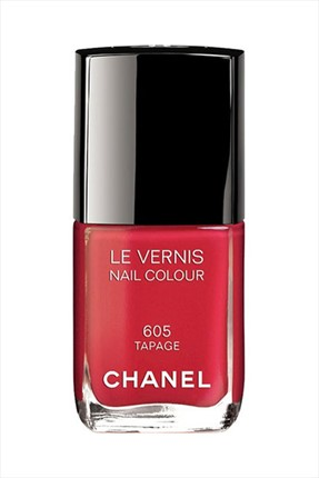Chanel Oje - Le Vernis Rouge Longwear Nail Colour 605 Tapage