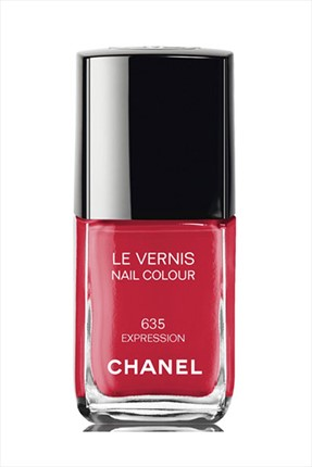 Chanel Oje - Le Vernis Rouge Longwear Nail Colour 635 Expression