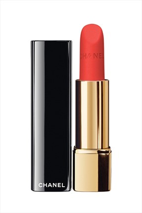 Chanel Ruj - Rouge Allure Velvet Matte Lip Colour 43 La Favorite