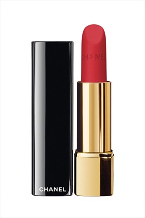 Chanel Ruj - Rouge Allure Velvet Matte Lip Colour 46 La Malicieuse