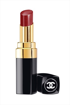 Chanel Ruj - Rouge Coco Shine Hydrating Colour Lipshine 112 Temeraire