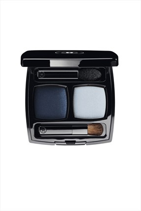 Chanel 2'li Far - Ombres Contraste Duo Eyeshadow 30 Bleu Tendre