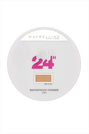 Maybelline Pudra Superstay 24H Waterproof Powder 021 Nude