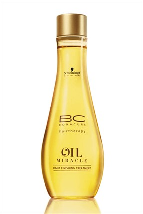 Bonacure Hafif Formüllü Argan Özlü Mucize Yağ - Oil Miracle Light Finishing Treatment 100 mL