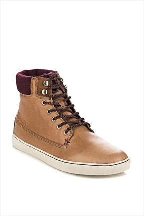 Tommy Hilfiger Erkek Bot /WİNTER COGNAC/COFFEE BEAN