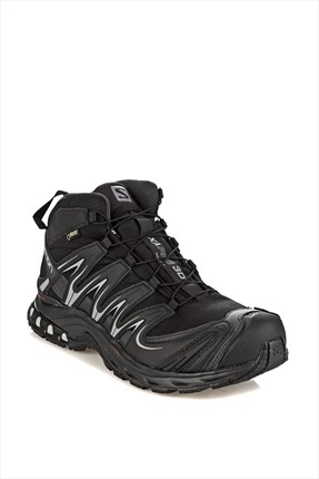 Salomon Erkek XA Pro Mid GTX® Outdoor Bot /BLACK\ASPHALT\PEWTER