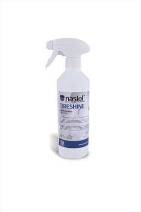 Nasiol Nano Tireshine Lastik Parlatma 500 Ml 09C082