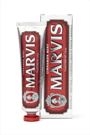 Marvis Cinnamon Mint Diş Macunu 75 ml 004395110506