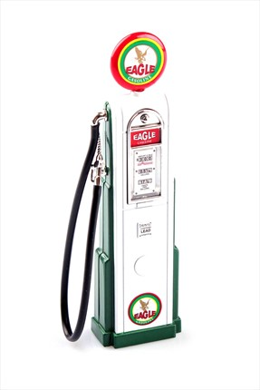 Hobby & Toys Diecast 1/18 Gas Pump Replica