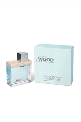 Dsquared She Wood Crystal Creek Wood Edp 50 mL Kadın Parfümü