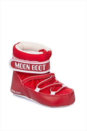 MOON BOOT Çocuk Crib Red Kar Botu