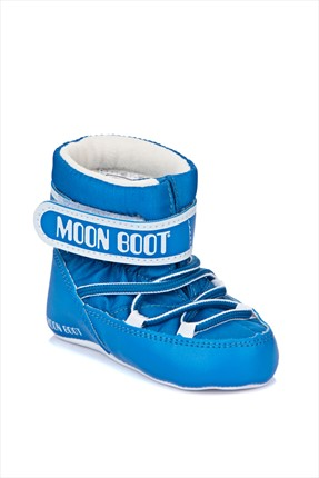 MOON BOOT Çocuk Crib LT Blue Kar Botu