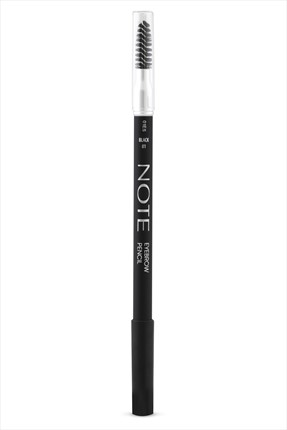 NOTE Siyah Kaş Kalemi - Eyebrow Pencil 01 Black