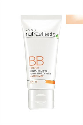 AVON Nutra Effects BB Krem Spf 15 Light 30 mL 201