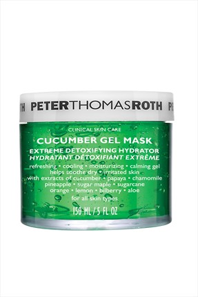 PETER THOMAS ROTH Salatalık Özlü Maske - Cucumber Gel Masque 150 ml