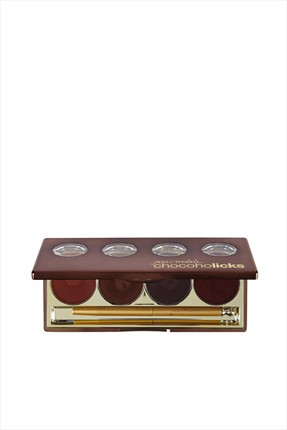 Jane Iredale 4'lü Likit Ruj - Lip Gloss Chocoholicks