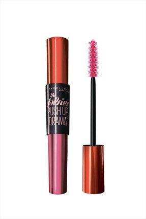 Maybelline Siyah Maskara - Falsies Push-Up Drama Mascara