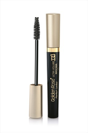 Golden Rose Ultra Hacim Veren Siyah Maskara - Perfect Lashes Ultra Volume X4 8691190066635