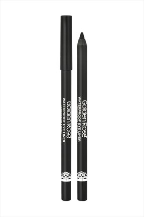 Golden Rose Ekstra Siyah Eyeliner - Waterproof Longwear Eyeliner Black