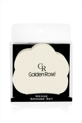 Golden Rose 6'lı Makyaj Süngeri Seti - Wedge Sponge Set
