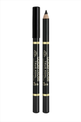 Golden Rose Siyah Eyeliner - True Kohl Eyeliner Black
