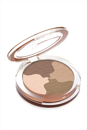 Golden Rose Bronz Pudra - Mineral Bronze Powder No: 04