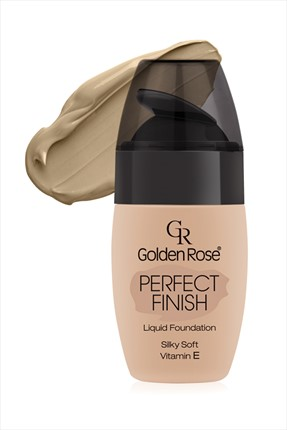Golden Rose Perfect Finish Likit Fondöten No: 58