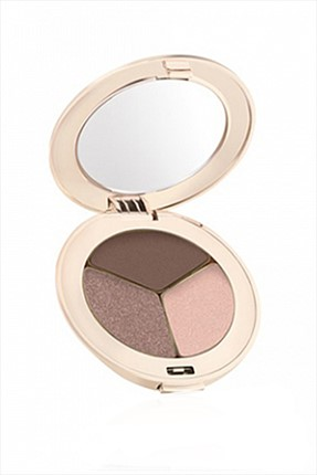 Jane Iredale 3'lü Göz Farı - Purepressed Eyeshadow Brown Sugar