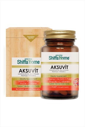 Aksu Vital Shiffa Home Aksuvit 80'li Tablet