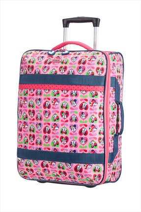 Samsonite Pembe Minnie Valiz S17C-009-SF000*90