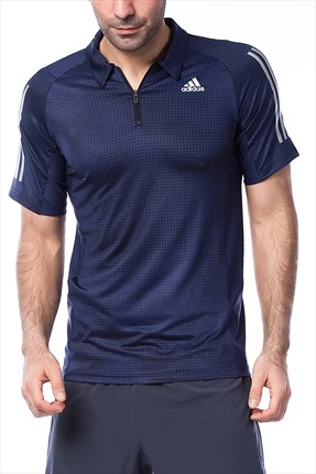 Adidas Erkek Training Polo Yaka T-shirt - Cool365 Polo -